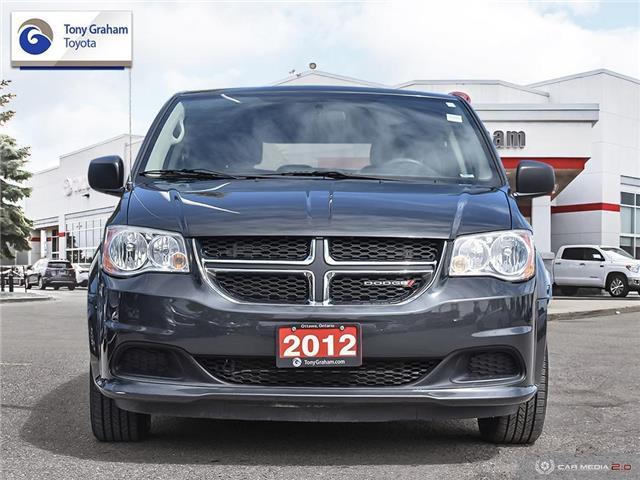 2012 Dodge Grand Caravan SE/SXT (Stk: 58330A) in Ottawa - Image 2 of 27