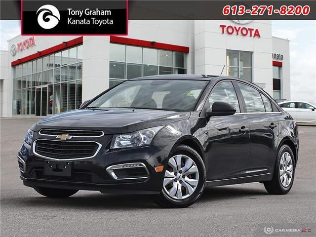 2016 Chevrolet Cruze Limited 1LT (Stk: 89283A) in Ottawa - Image 1 of 28