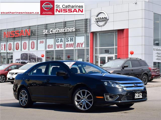 2012 Ford Fusion SEL (Stk: MU19026A) in St. Catharines - Image 1 of 23