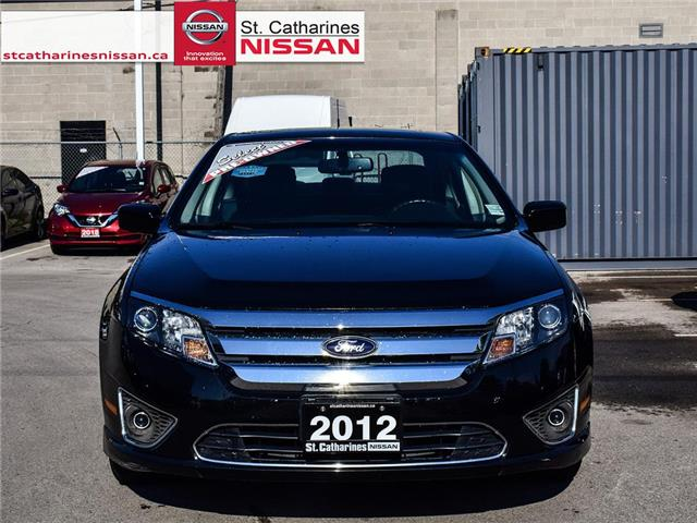 2012 Ford Fusion SEL (Stk: MU19026A) in St. Catharines - Image 2 of 23