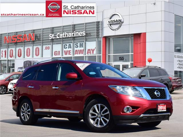 2014 Nissan Pathfinder  (Stk: PF19011A) in St. Catharines - Image 1 of 28