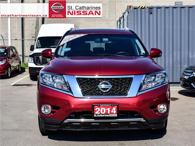 2014 Nissan Pathfinder  (Stk: PF19011A) in St. Catharines - Image 2 of 28