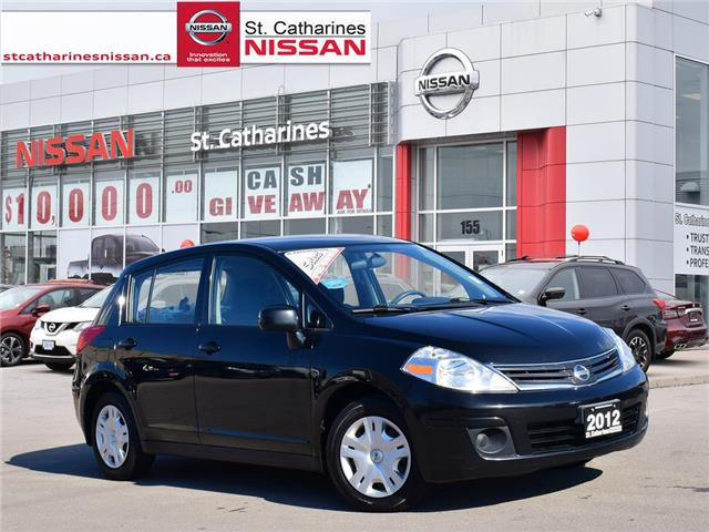 2012 Nissan Versa  (Stk: RG19069A) in St. Catharines - Image 1 of 15
