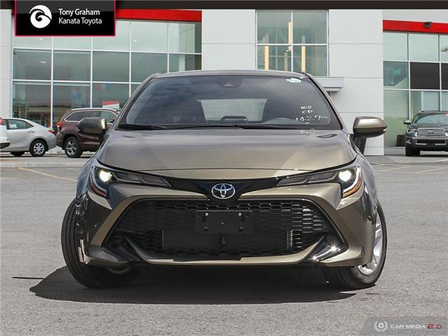 2019 Toyota Corolla Hatchback Base (Stk: 89583) in Ottawa - Image 2 of 29
