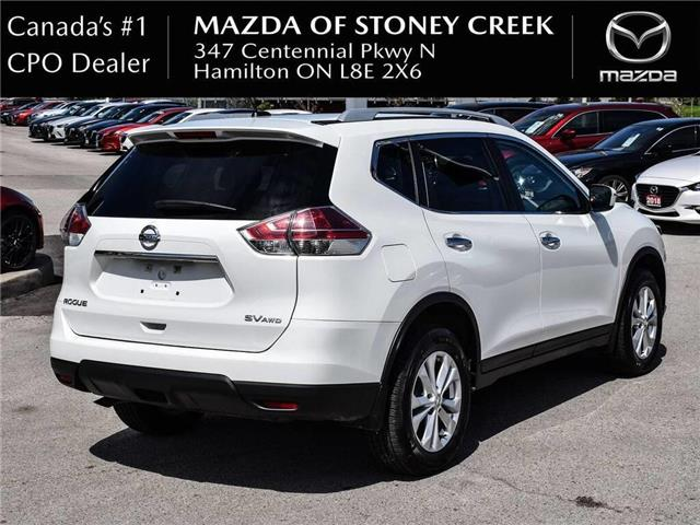 2016 Nissan Rogue S (Stk: SR1220) in Hamilton - Image 10 of 21
