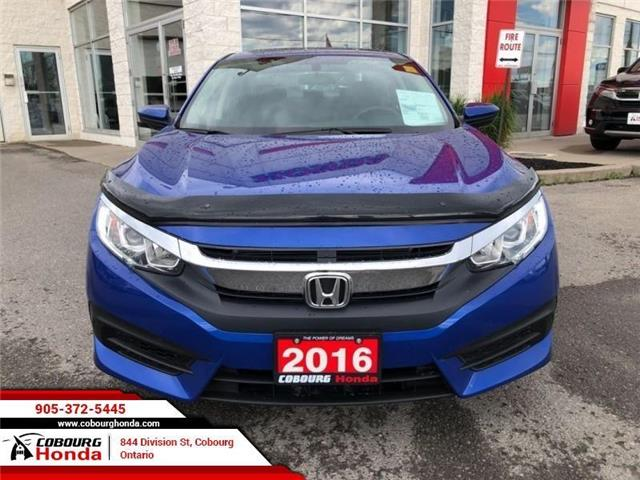 2016 Honda Civic EX (Stk: 19317A) in Cobourg - Image 2 of 20