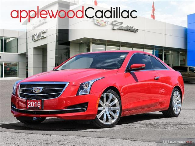 2016 Cadillac ATS 2.0L Turbo Standard (Stk: 5992P) in Mississauga - Image 1 of 26