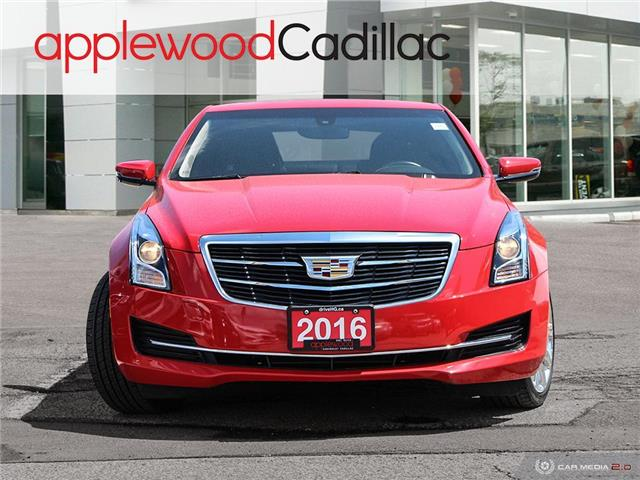 2016 Cadillac ATS 2.0L Turbo Standard (Stk: 5992P) in Mississauga - Image 2 of 26