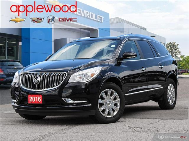 2016 Buick Enclave Leather (Stk: 2758P) in Mississauga - Image 1 of 27