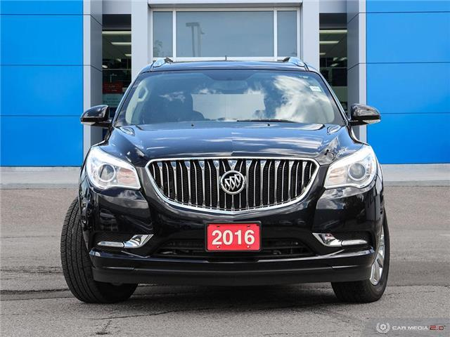 2016 Buick Enclave Leather (Stk: 2758P) in Mississauga - Image 2 of 27