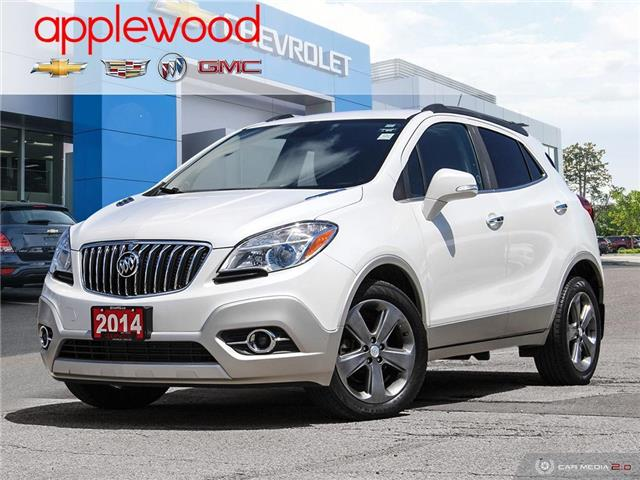 2014 Buick Encore Convenience (Stk: 8457JC) in Mississauga - Image 1 of 27