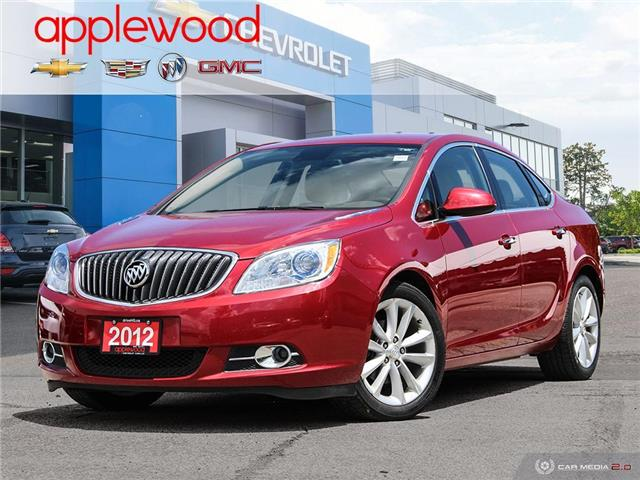 2012 Buick Verano Base (Stk: 8898TN) in Mississauga - Image 1 of 26