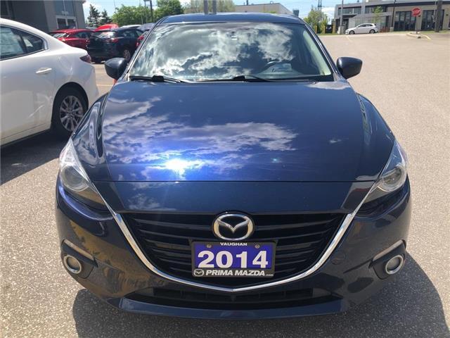 2014 Mazda Mazda3 GT-SKY (Stk: 19-390A) in Woodbridge - Image 2 of 30