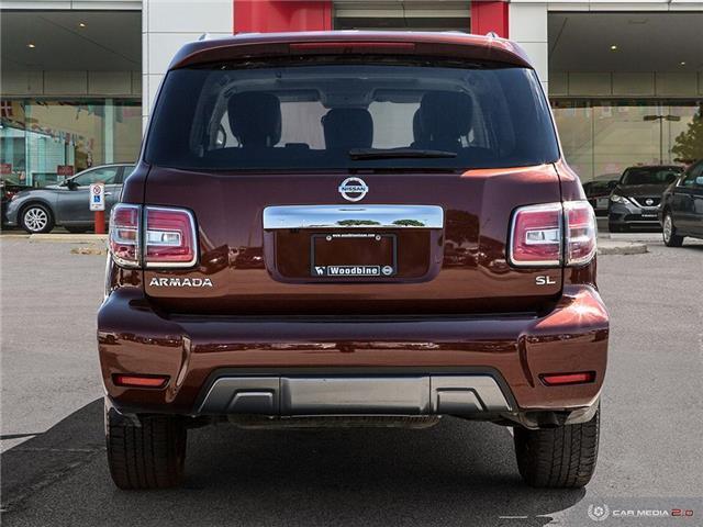 2019 Nissan Armada SL (Stk: P7395) in Etobicoke - Image 5 of 26