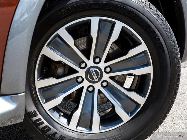2019 Nissan Armada SL (Stk: P7395) in Etobicoke - Image 6 of 26