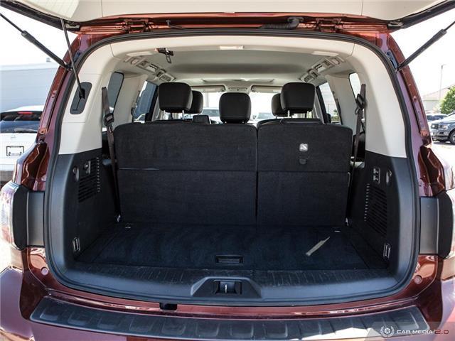 2019 Nissan Armada SL (Stk: P7395) in Etobicoke - Image 11 of 26