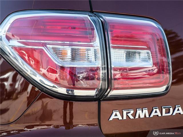 2019 Nissan Armada SL (Stk: P7395) in Etobicoke - Image 12 of 26