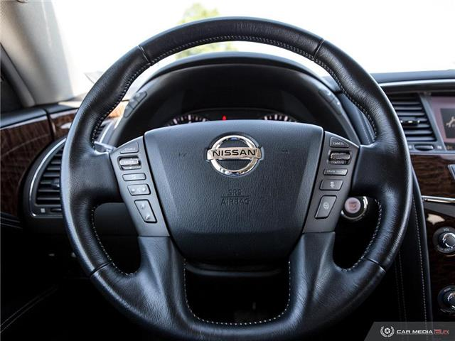2019 Nissan Armada SL (Stk: P7395) in Etobicoke - Image 14 of 26