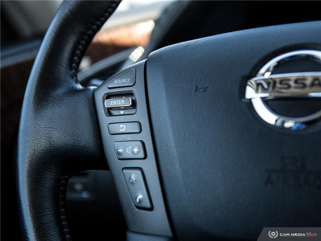 2019 Nissan Armada SL (Stk: P7395) in Etobicoke - Image 18 of 26