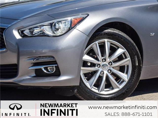 2015 Infiniti Q50  (Stk: 19Q5049A) in Newmarket - Image 2 of 27