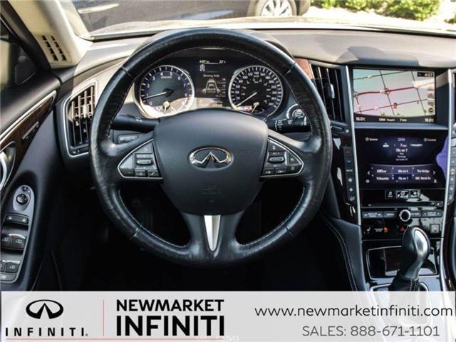 2015 Infiniti Q50  (Stk: 19Q5049A) in Newmarket - Image 16 of 27