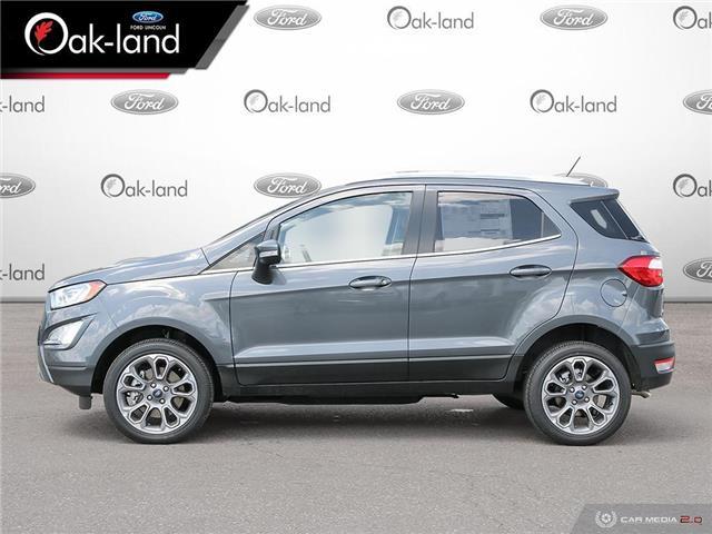2019 Ford EcoSport Titanium (Stk: 9P029) in Oakville - Image 2 of 25