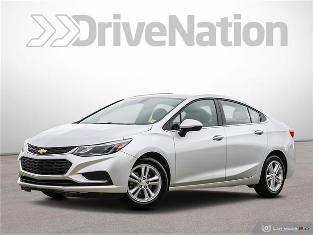 2018 Chevrolet Cruze LT Auto (Stk: WE353) in Edmonton - Image 1 of 27