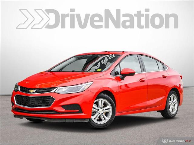 2018 Chevrolet Cruze LT Auto 1G1BE5SM9J7123773 WE354 in Edmonton