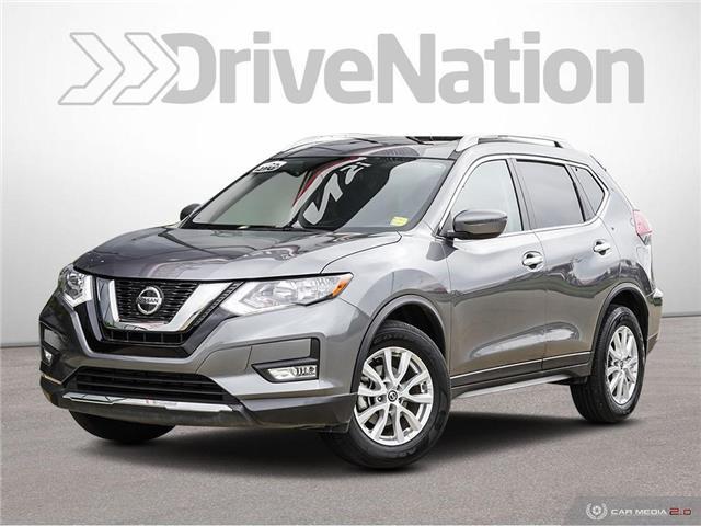 2018 Nissan Rogue SV (Stk: WE327) in Edmonton - Image 1 of 27