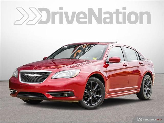 2013 Chrysler 200 S (Stk: WE280A) in Edmonton - Image 1 of 27