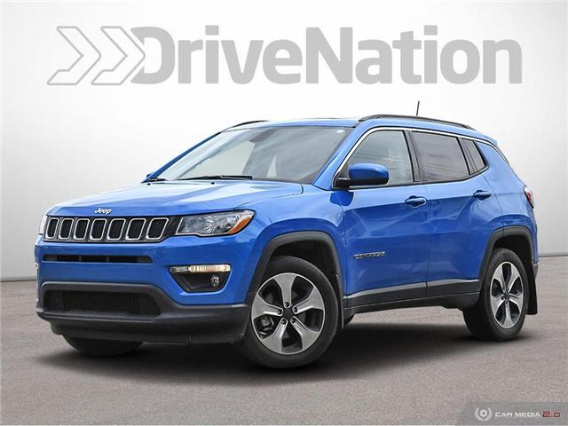 2018 Jeep Compass North (Stk: F509) in Saskatoon - Image 1 of 27