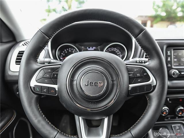 2018 Jeep Compass North (Stk: F509) in Saskatoon - Image 14 of 27
