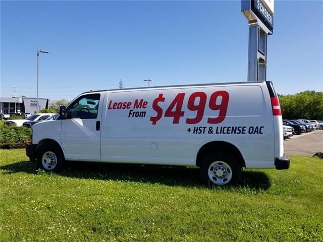 2018 Chevrolet Express 2500 Work Van (Stk: 590100) in Kitchener - Image 1 of 9