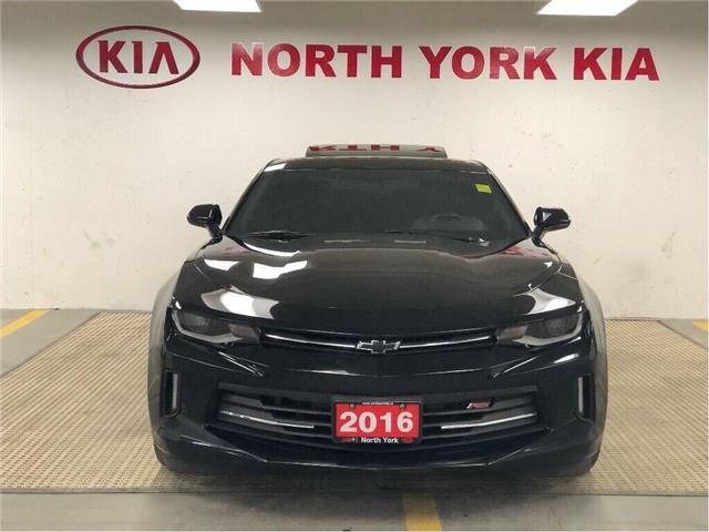2016 Chevrolet Camaro 2LT (Stk: R0030A) in Toronto - Image 2 of 30