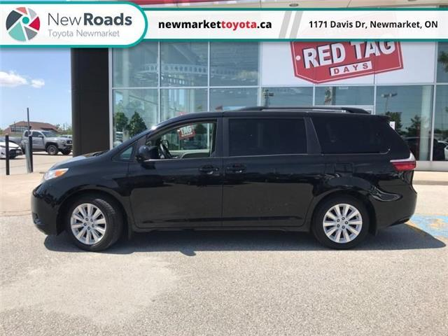 2015 Toyota Sienna  (Stk: 343681) in Newmarket - Image 2 of 20