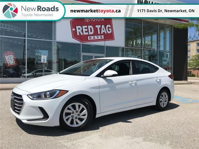 2017 Hyundai Elantra LE (Stk: 340071) in Newmarket - Image 1 of 17