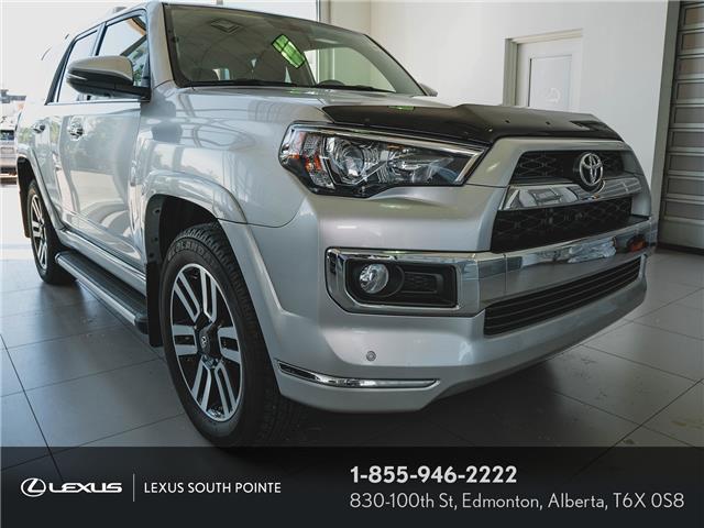 2018 Toyota 4Runner SR5 (Stk: L900241A) in Edmonton - Image 1 of 24