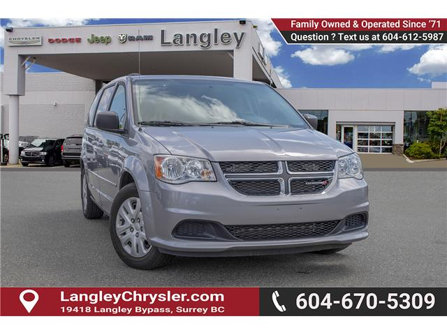 2016 Dodge Grand Caravan SE/SXT (Stk: EE874550) in Surrey - Image 1 of 21