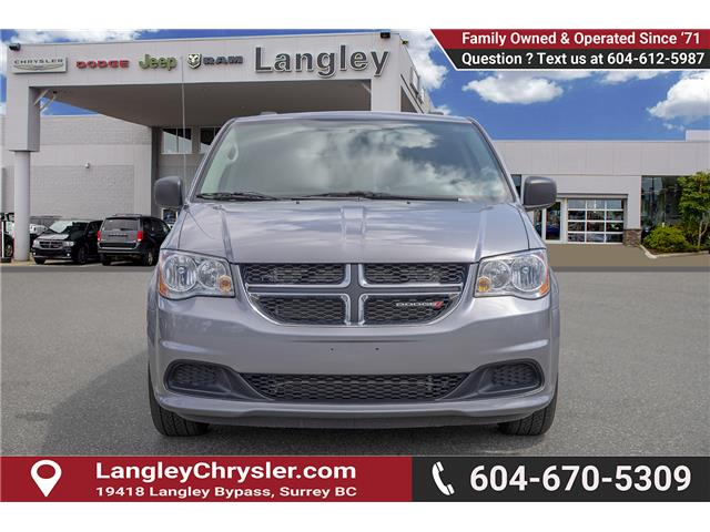 2016 Dodge Grand Caravan SE/SXT (Stk: EE874550) in Surrey - Image 2 of 21