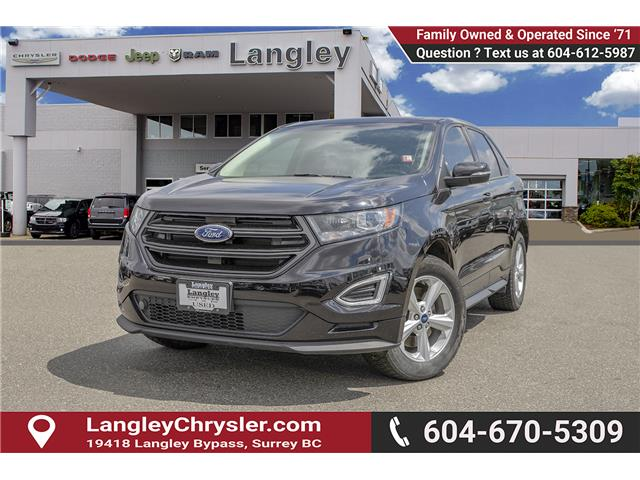 2017 Ford Edge Sport (Stk: EE908740A) in Surrey - Image 3 of 29