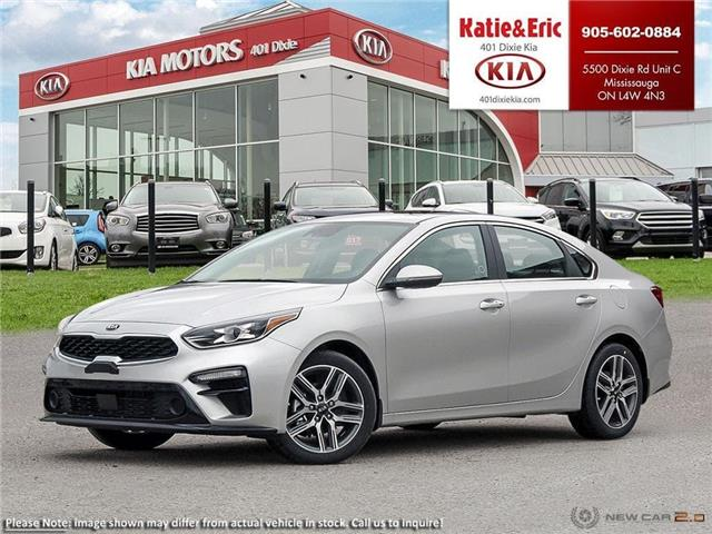 2019 Kia Forte EX Limited (Stk: FO19091) in Mississauga - Image 1 of 24