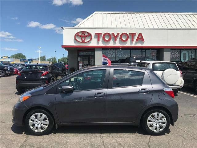 2014 Toyota Yaris  (Stk: 1907791) in Cambridge - Image 1 of 15