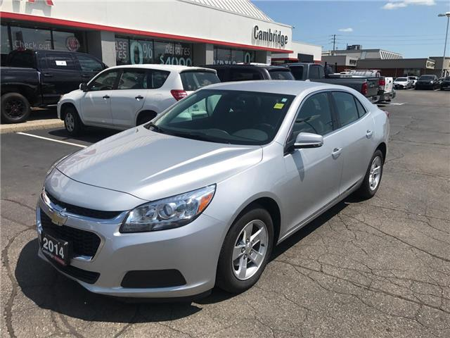 2014 Chevrolet Malibu 1LT (Stk: 1908341) in Cambridge - Image 2 of 15