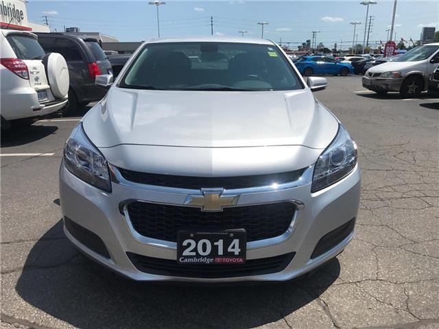 2014 Chevrolet Malibu 1LT (Stk: 1908341) in Cambridge - Image 3 of 15