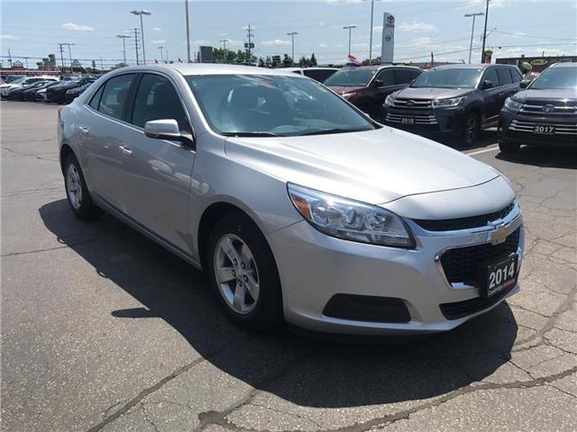 2014 Chevrolet Malibu 1LT (Stk: 1908341) in Cambridge - Image 4 of 15