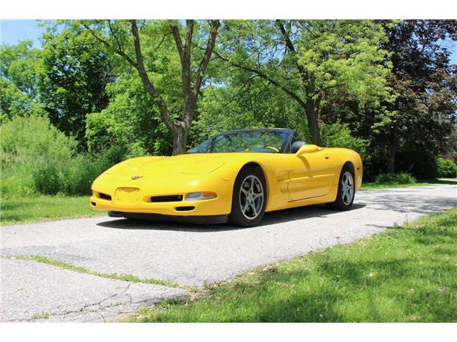 2001 Chevrolet Corvette Base (Stk: 128411) in Brampton - Image 2 of 11