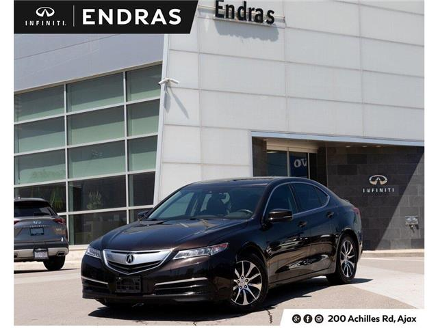 2016 Acura TLX Tech (Stk: P0809A) in Ajax - Image 1 of 28