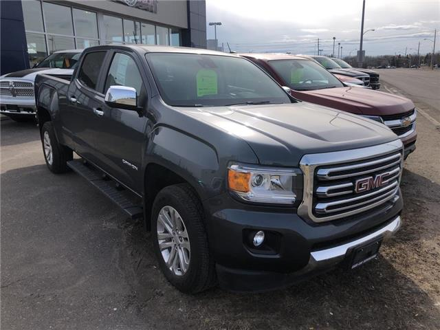 2017 GMC Canyon SLT (Stk: 3630D) in Thunder Bay - Image 1 of 10