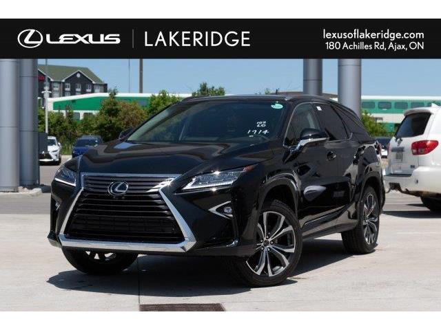 New Lexus Suv >> New Lexus Rx 350l For Sale In Toronto Lexus Of Lakeridge