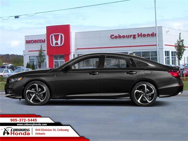 2019 Honda Accord Sport 1.5T (Stk: 19375) in Cobourg - Image 1 of 1